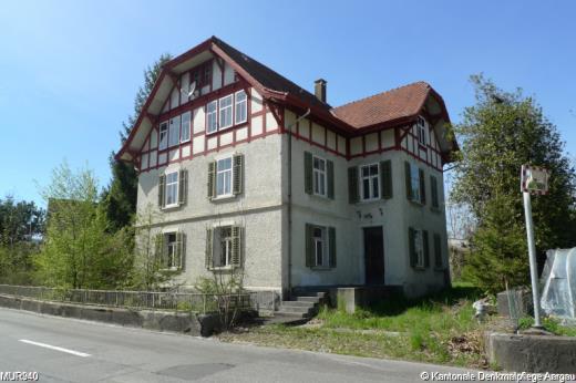 Inv mur940 z rcherstrasse 39 1910 dossier bauinventar for Suche wohnung in