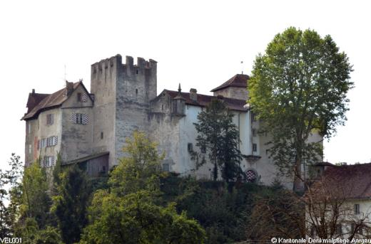 Dsi Vel001 Schloss Wildenstein 14 Jh Dossier